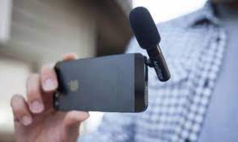 آموزش تایپ با استفاده از میکروفن گوشی